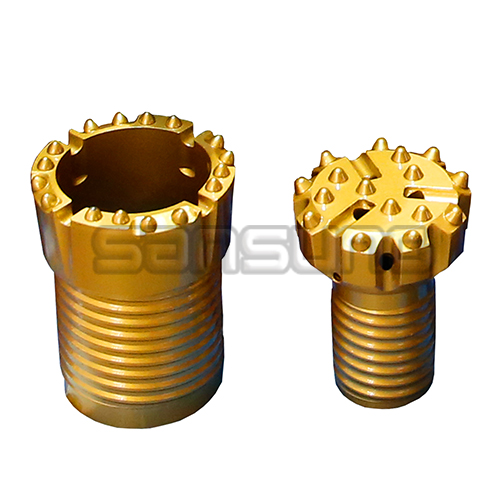 Double Casing Drilling Tool