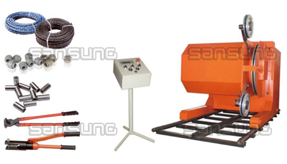 Diamond wire saw machine and accessories.jpg